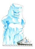 Iceberg Foto de archivo libre de regalías
