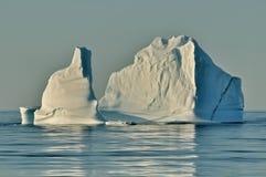 Iceberg. Big iceberg in North Atlantic Royalty Free Stock Photos