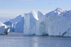 Iceberg, Foto de Stock Royalty Free