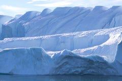 Iceberg. Ilulissat in greenland west coast Stock Images