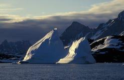 Iceberg Fotografía de archivo libre de regalías