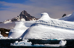 Iceberg Imagen de archivo libre de regalías