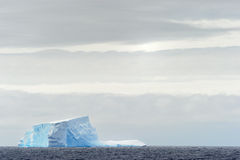 Iceberg. Floating in Ross sea Royalty Free Stock Images
