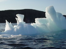 Iceberg 3 sous-marins Photo libre de droits