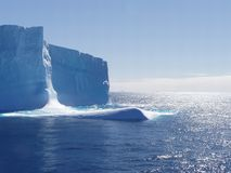 Iceberg. In the South Atlantic