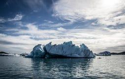 Iceberg Fotografia Stock