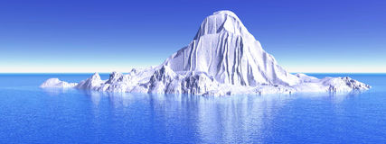Iceberg Royalty Free Stock Photo