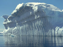 Iceberg. In the Antarctica, dreq Stock Image