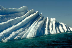 Iceberg Imagem de Stock