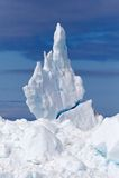 Iceberg #6 Fotografia de Stock