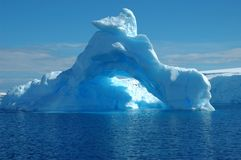 Iceberg. In Antarctic waters Stock Photography