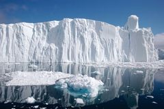Iceberg #8 Fotografia Stock