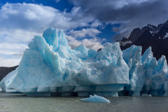 iceberg obrazy royalty free