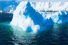 iceberg obraz royalty free