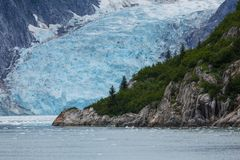 Iceberg on Alaska Royalty Free Stock Images