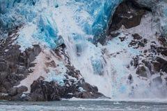 Iceberg on Alaska Stock Photo
