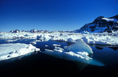 Iceberg Ammassalik Royalty Free Stock Images