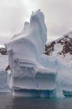 Iceberg antárctico fotos de stock