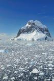 Iceberg in Antarctica Royalty Free Stock Image