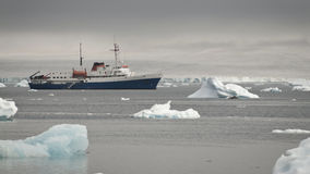 Iceberg in Antarctica Royalty Free Stock Photography