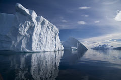 Iceberg in Antarctica Royalty Free Stock Image