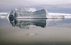 Iceberg, Antarctica stock photo