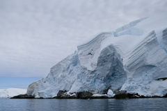 Iceberg in Antarctica Royalty Free Stock Photo