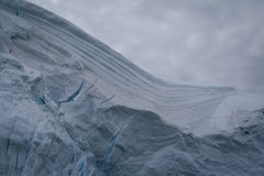 Iceberg in Antarctica Royalty Free Stock Images