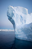 Iceberg antarctique Photos stock
