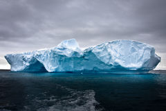 Iceberg antarctique Images stock