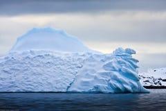 Iceberg antarctique Image libre de droits