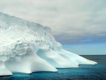 Iceberg, Antarctique Photo stock