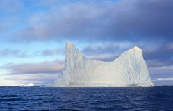 Iceberg antarctique I Images libres de droits