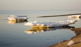 Iceberg in Atlantico fotografia stock libera da diritti