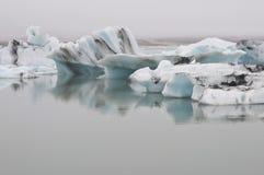 Iceberg azul imagem de stock royalty free