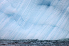 Iceberg background Stock Photos