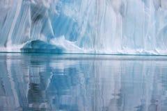 Iceberg background Stock Photo