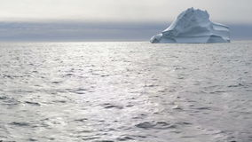 Iceberg stock video