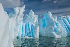 Iceberg. Beautiful iceberg in remote Antarctica Royalty Free Stock Photo