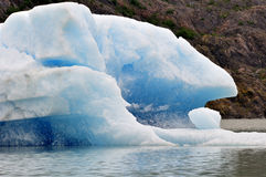 Iceberg Close Up Stock Image