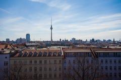 Iceberg de Berlin Prenzlauer Photographie stock