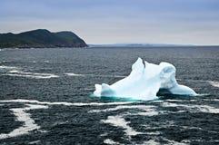 Iceberg de fonte Photos libres de droits