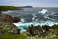 Iceberg de fonte Photos stock