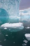 Iceberg de Greendland Foto de Stock