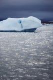 Iceberg de Islândia Imagens de Stock
