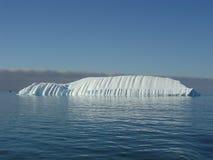 Iceberg de l'Antarctique Image stock
