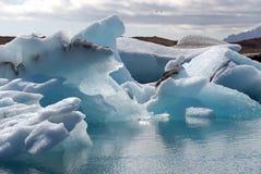 Iceberg de l'Islande Photos libres de droits