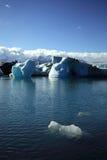Iceberg del primero plano Imagen de archivo libre de regalías
