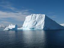 Iceberg di ghiaccio Fotografia Stock