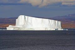 Iceberg do ártico de Gronelândia Fotos de Stock Royalty Free